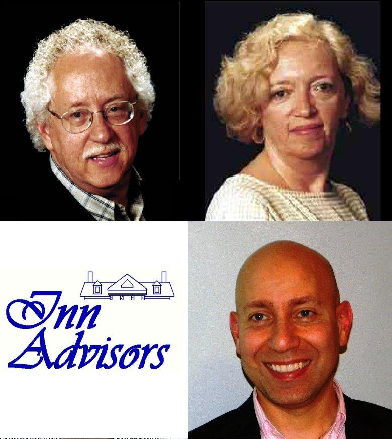 Tom, Carol & Vince